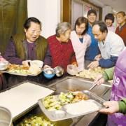 天津市河西区社区推出健康食谱 提高老人抵抗力
