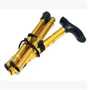 手杖/爬山登山杖/便携式拐杖/多功能老人杖