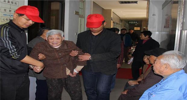 仙游开展巾帼志愿服务情暖养老院活动