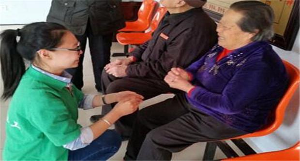 苏仙区 城区居家养老服务全覆盖
