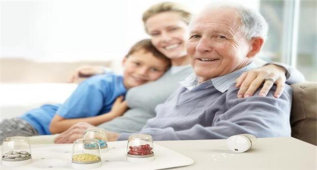 养老服务—有关爱才能老有所乐