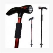 多功能拐杖|老人拐杖|户外用品|带收音机照明登山杖|智能拐杖
