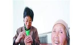 北京:居家养老社区年味儿浓