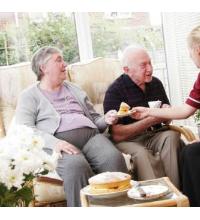 人口老龄化呼唤养老新模式 ——信阳养老市场面面观
