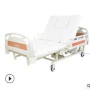 加宽全曲护理家用电动床老年病人床电动床养老院老人多功能床