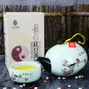 一件代发薏米红豆茶 红豆薏仁茶 薏米茶红豆茶 养生茶盒装袋泡茶
