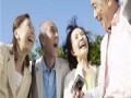 幸福e家艺术团在长久养老院演出 《山笑水笑人欢笑》 (580播放)