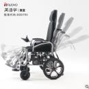 折叠轻便电动轮椅老人老年残疾人全自动智能代步车家用医用四轮车