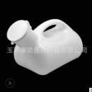 医用男女通用尿壶 1000ML配接口配盖子 塑料儿童便携式尿壶定制